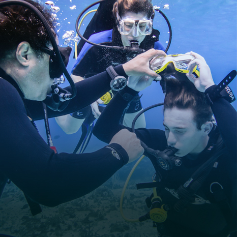 Upgrade From PADI Scuba Diver To Open Water Diver